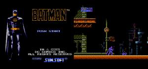 Batman (J)