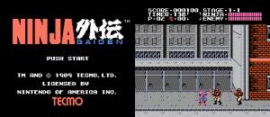 Ninja Gaiden (USA)