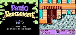 Panic Restaurant (U)