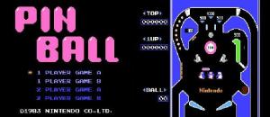 Pinball (J)