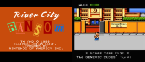 River City Ransom (U)