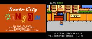 River City Ransom (U)