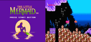 The Little Mermaid (U)