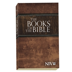The Books of the Bible (credit: biblica.com)