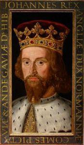King John 1199-1216 (Credit: Englishmonarchs.co.uk)