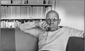 Foucault (Credit: shehadistan.com)