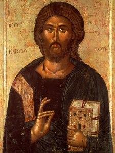Gambar Yesus ala Macedonia