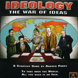 Ideology by Andrew Parks (Credit Pic: gamersalliance.com)