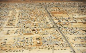 Foto Penampungan Pengungsi di Yordania (credit pict. AFP via Getty Images; diambil dari