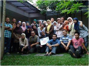 IEDUC Bandung, Staf Pengajar IEDUC, UMY, UMS, 6 Agustus 2012