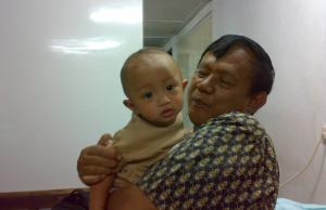 Rifqi Abdillah dan Eyang Suyitno