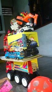 Rifqi dan Mainannya, 27 November 2012
